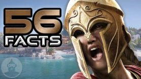 56 Assassin's Creed Odyssey Facts You Should Know! | The Leaderboard