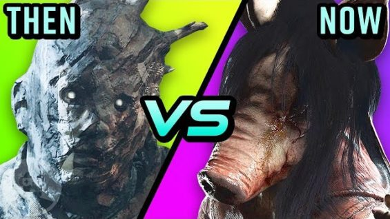 Dead By Daylight – Then Vs Now- Evolution Of Dead By Daylight | The Leaderboard