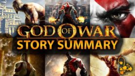 The Complete God Of War Timeline – From Ghost of Sparta to World's Best Dad!   The Leaderboard