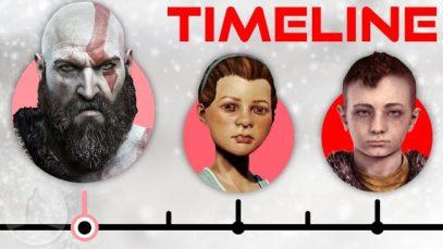 The Complete God Of War Timeline – From Ghost of Sparta to World's Best Dad! | The Leaderboard