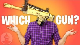 What Your Fortnite Weapon Says About You | The Leaderboard