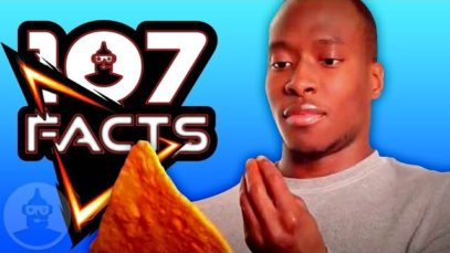 Why Are Doritos  So Addictive? +107 Facts YOU Should Know!   | The Leaderboard