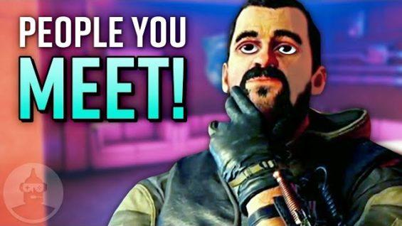 11 More People You Meet In Rainbow Six Siege Vol 2. | The Leaderboard