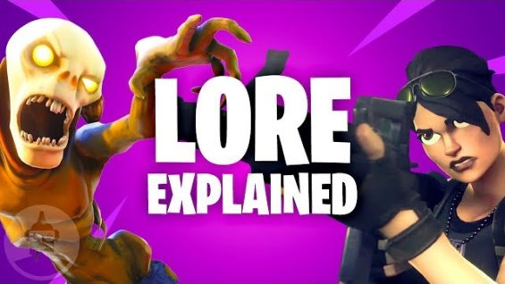 Fortnite Lore Explained – How Battle Royale Connects To Save The World | The Leaderboard