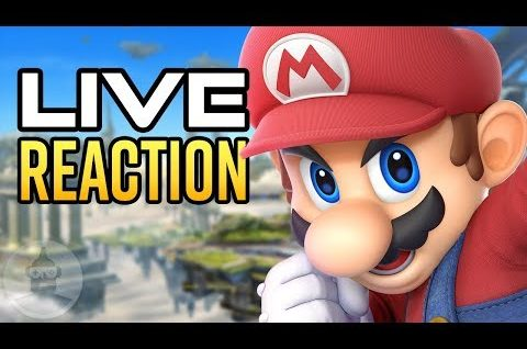 Smash Ultimate Nintendo Direct LIVE REACTION | The Leaderboard