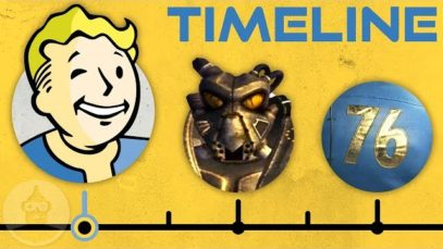 The Complete Fallout Timeline – From The Great War to Fallout 4 | The Leaderboard
