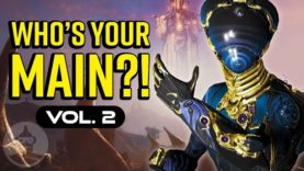 What Your Warframe Main Says About You! Vol. 2 | The Leaderboard