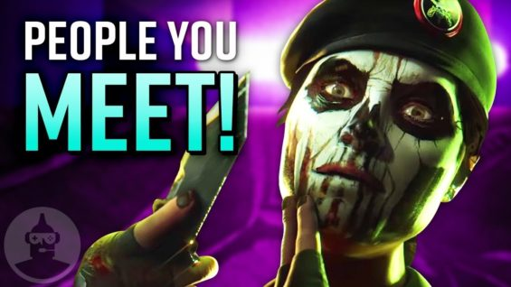 10 Players You Meet In A Rainbow Six Siege Match! | The Leaderboard
