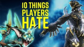 10 Things Warframe Players Hate!  | The Leaderboard