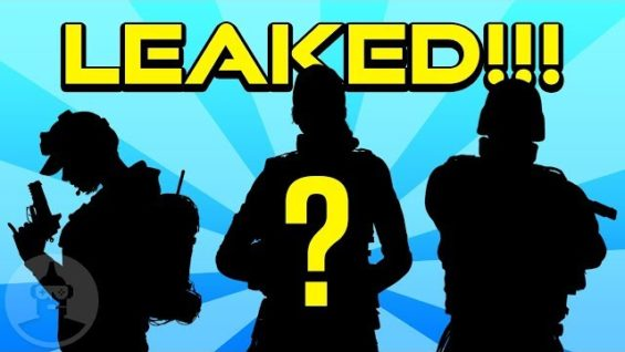 4 Leaked Rainbow Six Siege Operators YOU Should Know! Ft CircleToonsHD | The Leaderboard