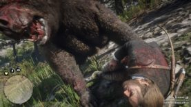 Red Dead Redemption 2 Legendary Bear Mauling