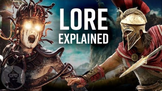 Assassin's Creed Odyssey Lore And Greek Mythology Explained!  | The Leaderboard