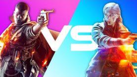 Battlefield V vs Battlefield 1 – Then vs Now – | The Leaderboard