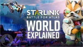 Starlink: Battle for Atlas Lore Explained!  | The Leaderboard
