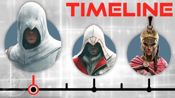 The Complete Assassin's Creed Timeline – Odyssey to Syndicate | The Leaderboard