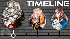 The Complete Castlevania Timeline! | The Leaderboard