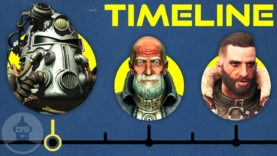 The Complete Fallout – Brotherhood of Steel Timeline! | The Leaderboard