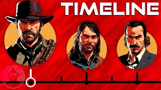 The Complete Red Dead Redemption Timeline! | The Leaderboard