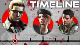 The Complete Resident Evil Timeline – Evolution Of The T Virus | The Leaderboard