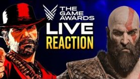 The Game Awards 2018 Live Reaction! | The Leaderboard